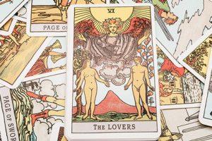 tarot y el amor