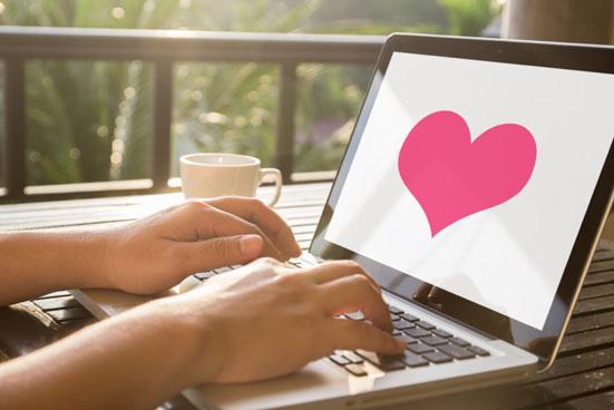 Encontrar pareja en Internet