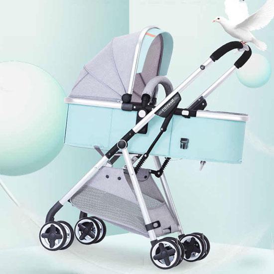 consejos para elegir un carrito de bebé