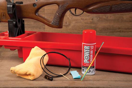 consejos para limpiar la pistola de balines