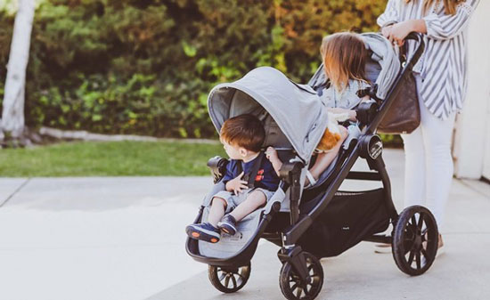 elegir un carro de bebé