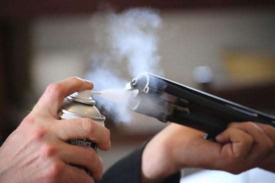recomendaciones para limpiar pistola de balines