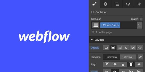 que es Webflow